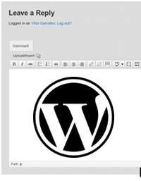 plugin-gratis-editor-nativo-do-wordpress-no-formulario-de-comentarios