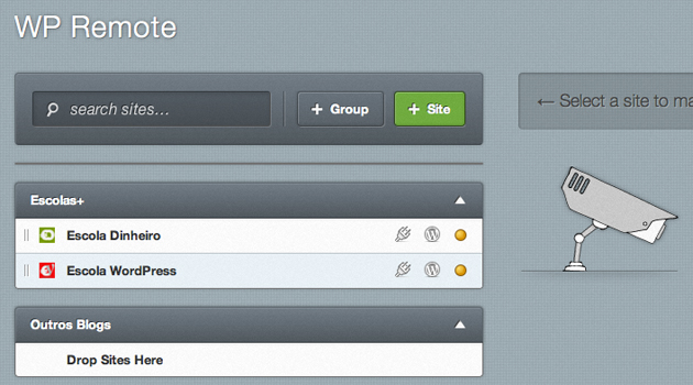 grupos sites