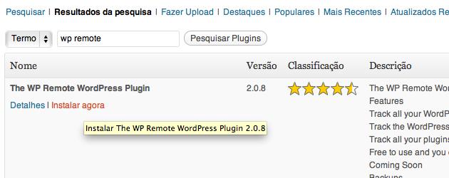 instalar plugin