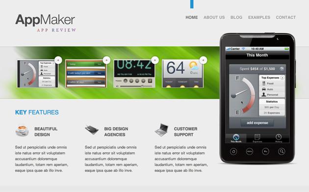 appmaker template