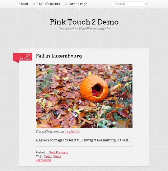 pinktouch