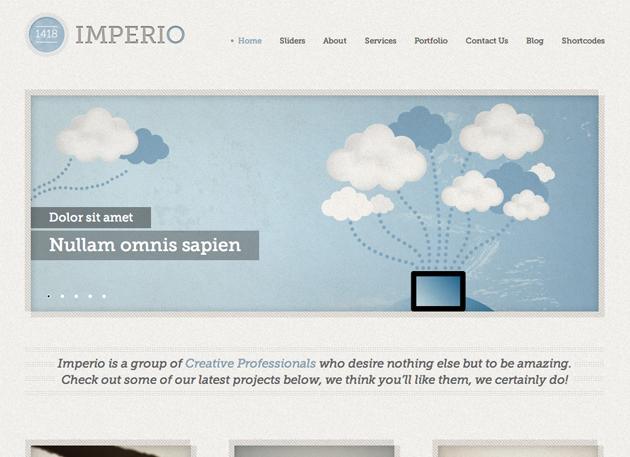 imperio template