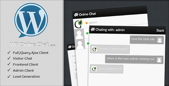 wp online chat