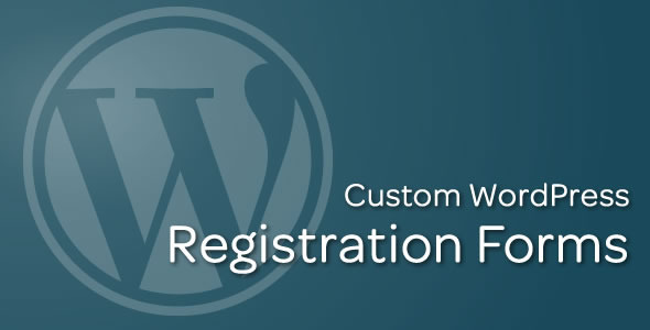 custom registration