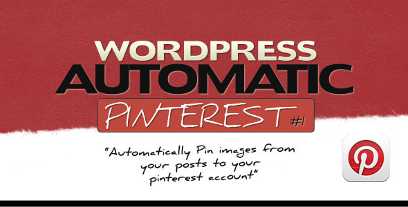 wordpress automatic pin