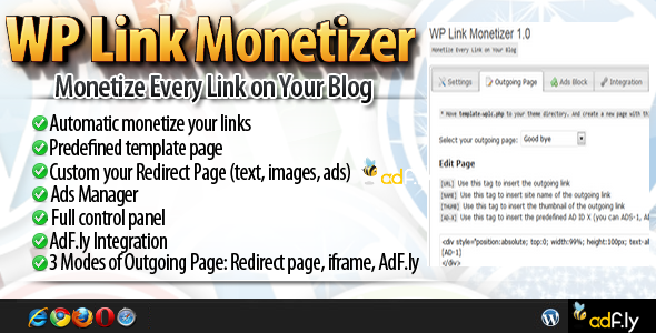 wp link monetizer
