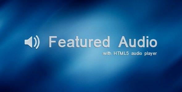 featured audio