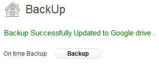 Como fazer backups do WordPress para o Google Drive