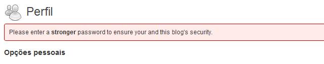 Aumente a segurança do login em WordPress