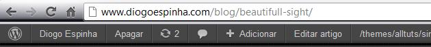 8 Métodos para melhorar a Toolbar do WordPress