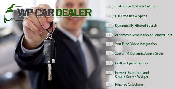 wp car dealer