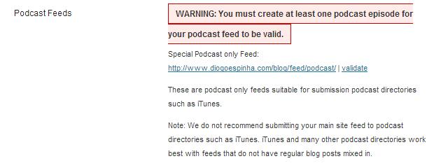 Como fazer um podcast em WordPress