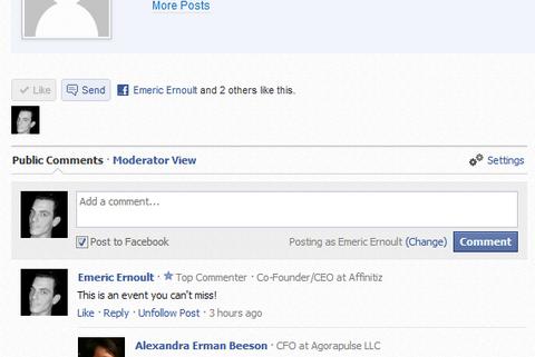 comentarios facebook wordpress